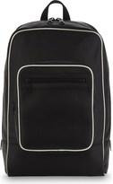 Neil Barrett Bonded leather backpack