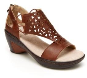JBU Women's Isla Casual Wedge Sandals Women's Shoes