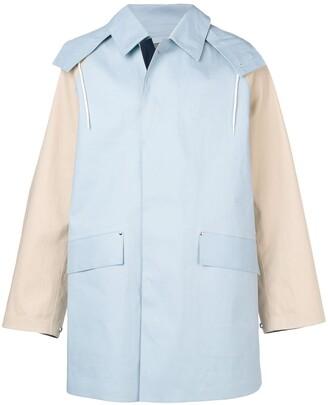 MACKINTOSH Oversized Hooded Coat