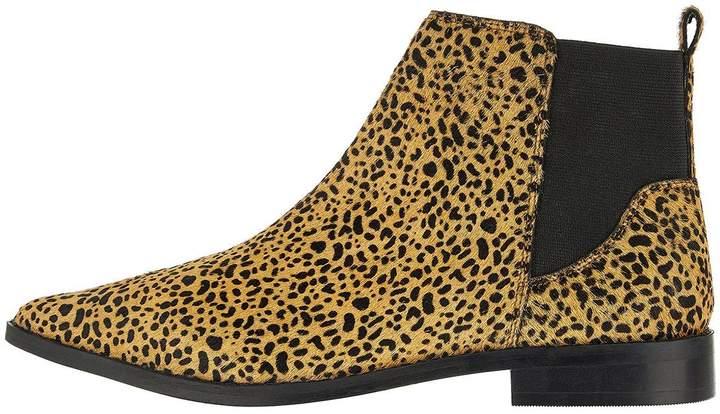 57be8bde2 Leopard Chelsea Boots - ShopStyle UK