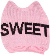 Betsey Johnson Sweetheart Skull - Pink-Large