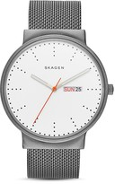 Skagen Ancher Mesh Bracelet Watch, 40mm