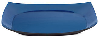 Nordic CLOSEOUT! Dansk Serveware, Blue Square Serving Tray