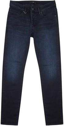 Neuw Iggy dark blue skinny jeans