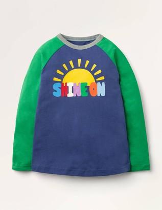 Rainbow Raglan T-shirt