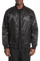Yohji Yamamoto Men's X New Era Bomber Jacket