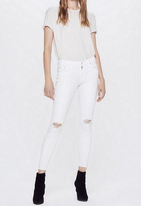 Singer22 Looker Ankle Fray Skinny Jean