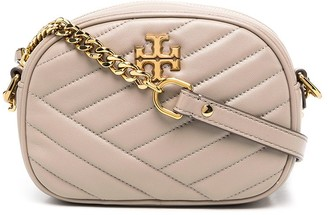 Tory Burch Kira chevron quilted cross-body bag