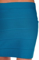 Romeo & Juliet Couture Short Banded Skirt