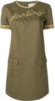 Saint Laurent Darling mini dress