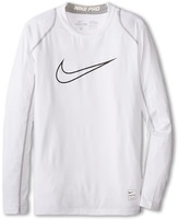 Nike Cool HBR Fitted Long Sleeve Boy's Workout