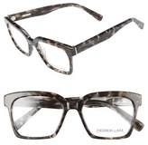 Derek Lam Women's 51Mm Optical Glasses - Blue Tortoise