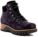 Manas Design Suede Lace-Up Boot