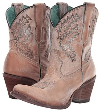 Corral Boots E1437 (Rose) Cowboy Boots