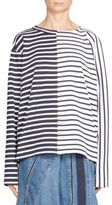 Sacai Dixie Striped Tee