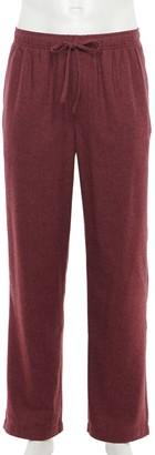 Croft & Barrow Men's Flannel Sleep Pants