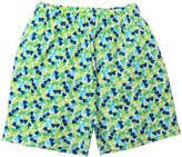 Zutano Lucky You Shorts (Baby) - Multicolor-18 Months