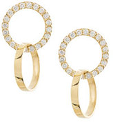 Lana Flawless Vol. 6 Diamond Double-Hoop Earrings