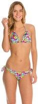 Arena Watercolor Triangle Bikini Swimsuit Set 8127920