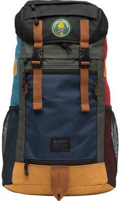 Element Unisex-Adults Awareness Campaign Hiking School Backpack
