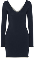 A.L.C. Blaine Stretch-Knit Mini Dress