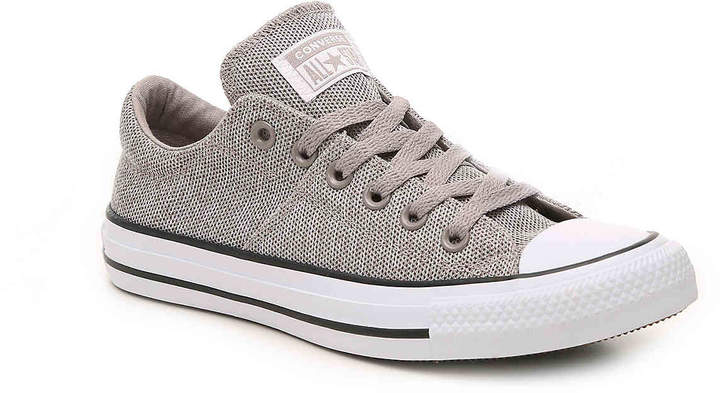2767fbe1b889 Converse No Lace Sneakers Gray - ShopStyle