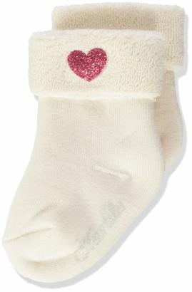 Sterntaler Baby Girls sockchen Herz Socks