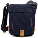 Tsd Atona Classic Flap Canvas Crossbody Bag