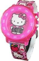 SANRIO Hello Kitty Girl's Digital Light Up Watch HK4039