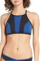 Rip Curl Women's Mirage Active High Neck Bikini Top