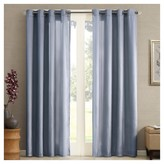 Nobrand No Brand Perez Solid Striped Curtain Panel