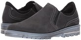 Naot Footwear Manyara (Oily Coal Nubuck/Black Velvet Nubuck) Men's Shoes