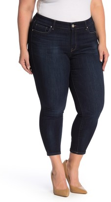William Rast Perfect Ankle Skinny Jeans (Plus Size)