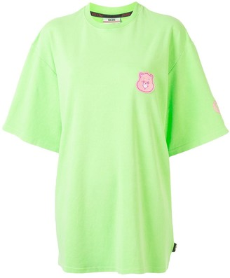GCDS Bear Extra T-shirt dress