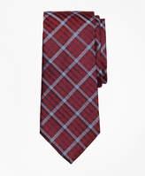 Brooks Brothers Windowpane Check Silk Tie