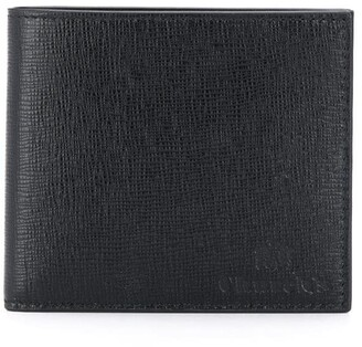 Church's embossed logo wallet