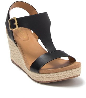 Kenneth Cole Reaction Cami Espadrille Platform Wedge Sandal
