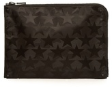 Valentino Camustars-jacquard document holder