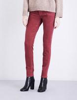 J Brand 811 skinny mid-rise corduroy jeans
