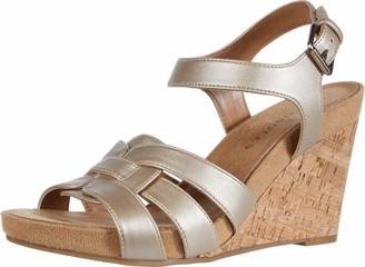 Aerosoles Women's PENNSVILLE Wedge Sandal