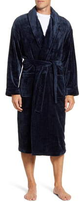 Majestic International Snowball Plush Robe