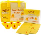 Teach My Baby Bathtime Numbers Learning Set