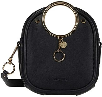 See by Chloe Mara Crossbody Bag (Black 2) Handbags