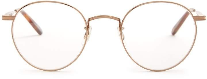 Garrett Leight Wilson 49 round-frame glasses