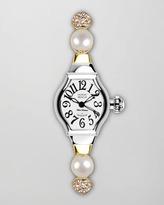 Glam Rock Miami Beach by Small Tonneau-Case Jewelry Watch