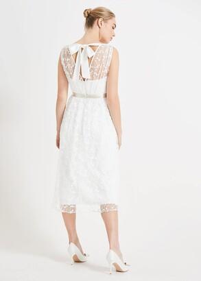 Phase Eight Amalia Embroidered Wedding Dress