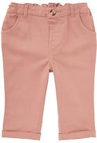 John Lewis Chambray Jeans, Pink