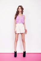 Finders Keepers One More Chance Top in Violet