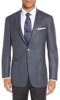 Hart Schaffner Marx Classic Fit Wool & Cashmere Blazer