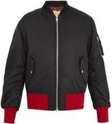 Calvin Klein Contrast-trim bomber jacket